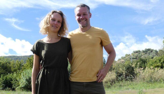 Paul und Rebekka von Wild & Vegan