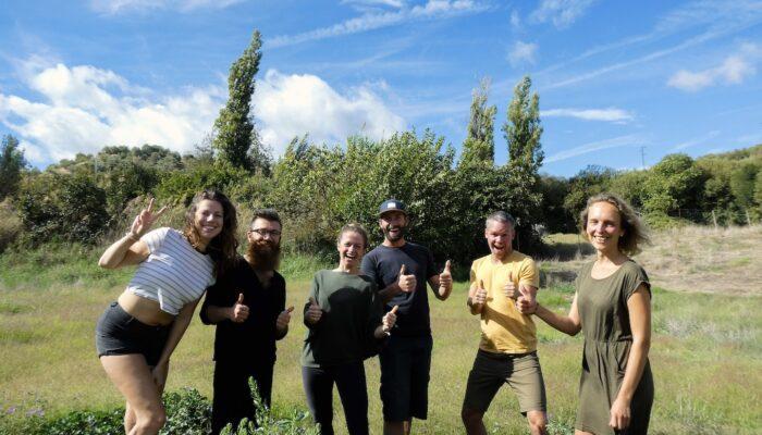 Wildkräuter Seminar mit Wild & Vegan